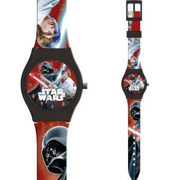 Disney Armbanduhr Kinder Uhr Star Wars A1