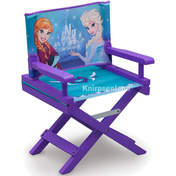 knirpsenland babyartikel disney kinder campingstuhl klappstuhl gartenstuhl frozen. Black Bedroom Furniture Sets. Home Design Ideas