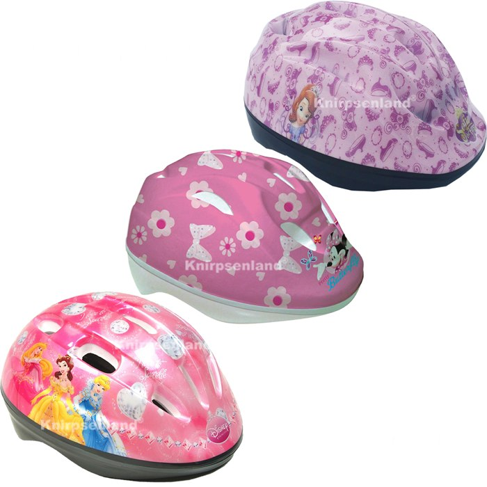 disney fahrradhelm kinderhelm kinder schutzhelm helm. Black Bedroom Furniture Sets. Home Design Ideas