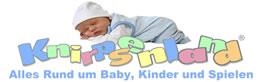 Knirpsenland Babyartikel-Logo