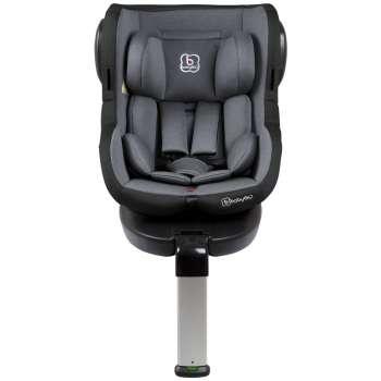 babygo iso360 kindersitz isofix reboarder grau knirpsenland babyartikel knirpsenland babyartikel. Black Bedroom Furniture Sets. Home Design Ideas