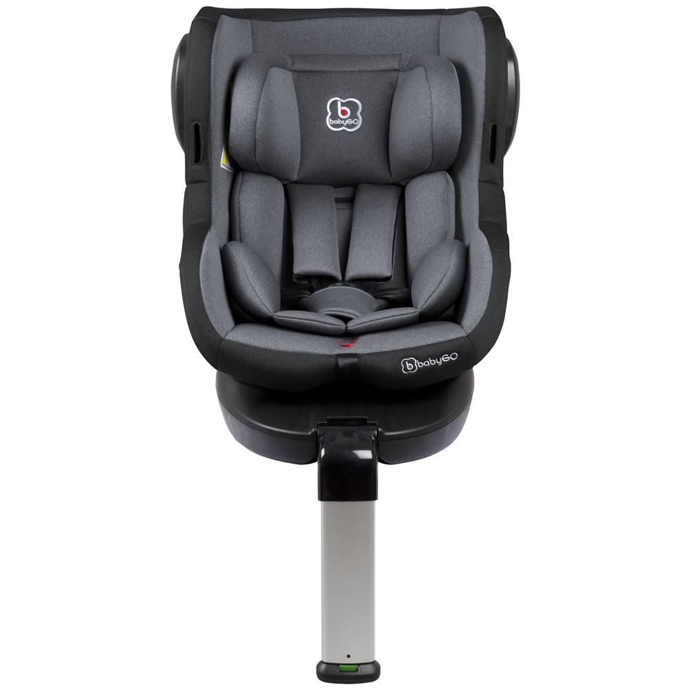 knirpsenland babyartikel babygo iso360 isofix kindersitz. Black Bedroom Furniture Sets. Home Design Ideas