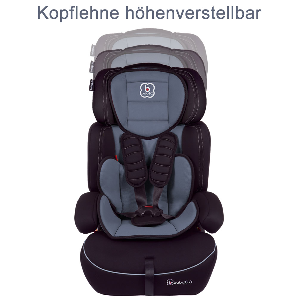 knirpsenland babyartikel auto kindersitz mit. Black Bedroom Furniture Sets. Home Design Ideas