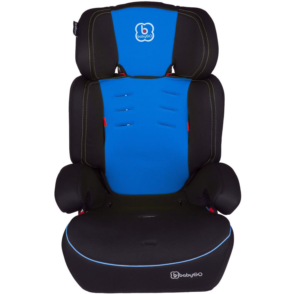 knirpsenland babyartikel auto kindersitz mit sitzverkleinerer 9 36 kg blau. Black Bedroom Furniture Sets. Home Design Ideas