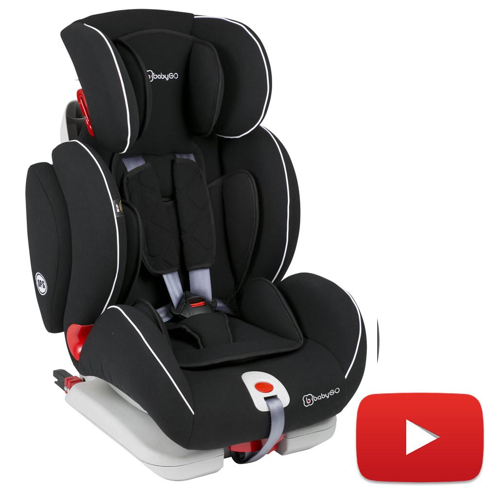 knirpsenland babyartikel babygo isofix kindersitz. Black Bedroom Furniture Sets. Home Design Ideas