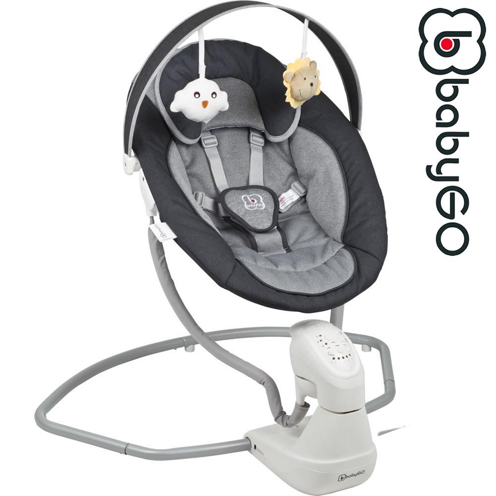 Elektrische Babyschaukel Babywippe Schaukelwippe Schaukel Wippe Schaukel Löwe
