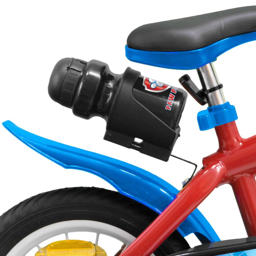 Kinder Fahrradkorb Korb für Kinderfahrrad vorne PawPatrol violett