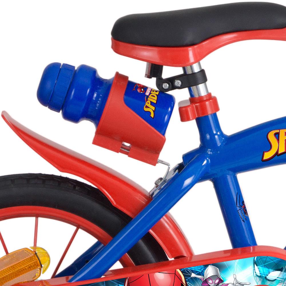 toimsa kinder fahrrad 14 zoll spiderman knirpsenland babyartikel. Black Bedroom Furniture Sets. Home Design Ideas