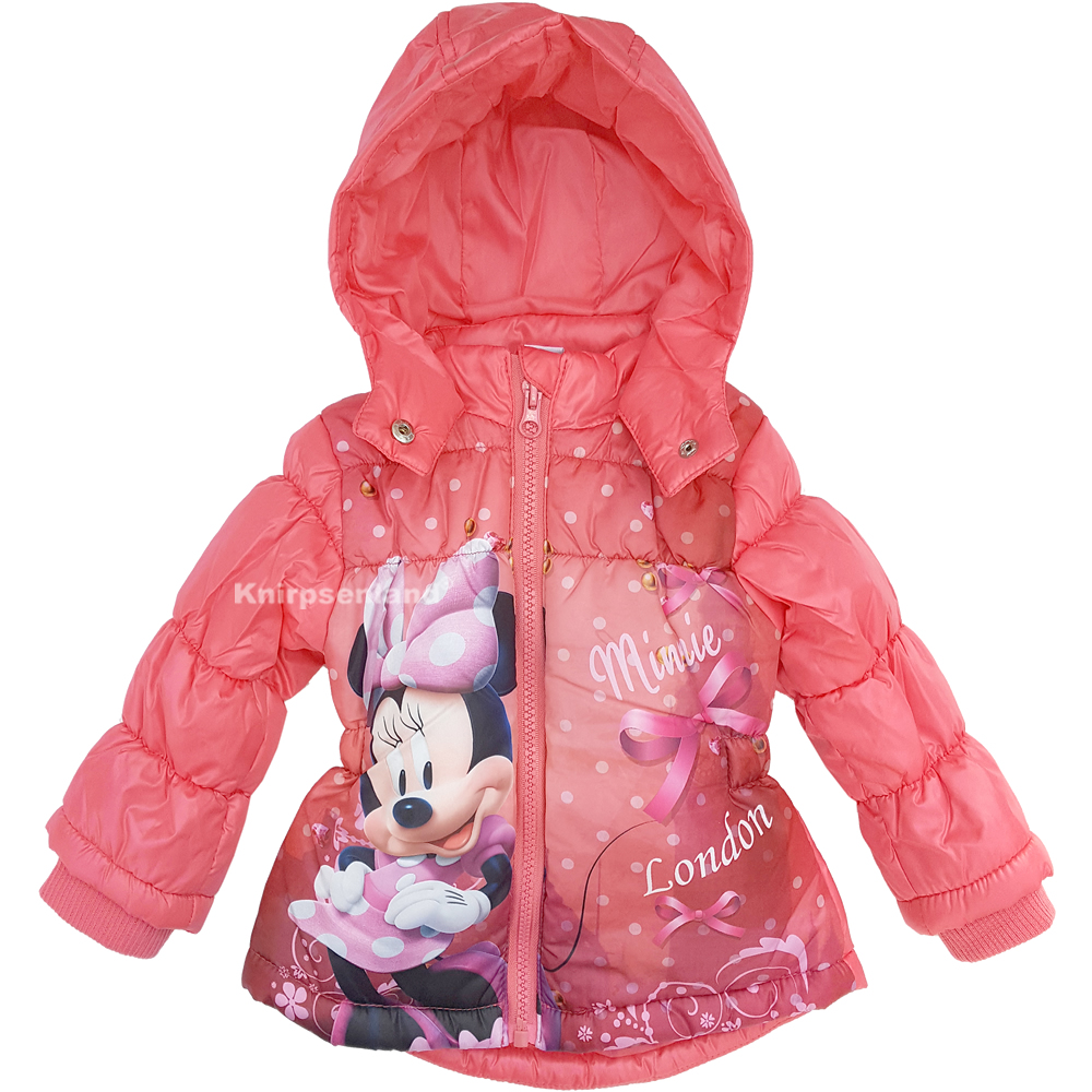 knirpsenland babyartikel disney minnie winterjacke baby. Black Bedroom Furniture Sets. Home Design Ideas