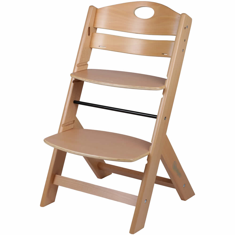 knirpsenland babyartikel treppenhochstuhl holz hochstuhl kinderhochstuhl babyhochstuhl natur. Black Bedroom Furniture Sets. Home Design Ideas