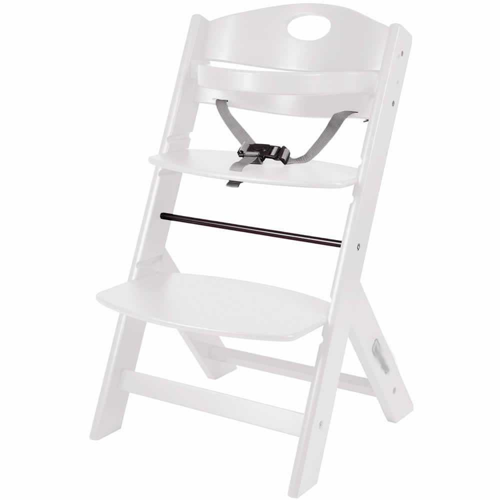 knirpsenland babyartikel treppenhochstuhl holz hochstuhl kinderhochstuhl babyhochstuhl wei. Black Bedroom Furniture Sets. Home Design Ideas