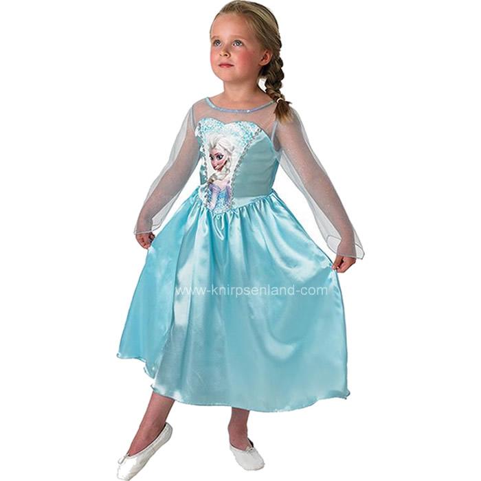 Knirpsenland Babyartikel Disney Frozen Kinder Kostum Anna Karneval