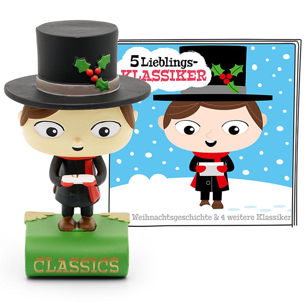 toniebox weihnachtslieder