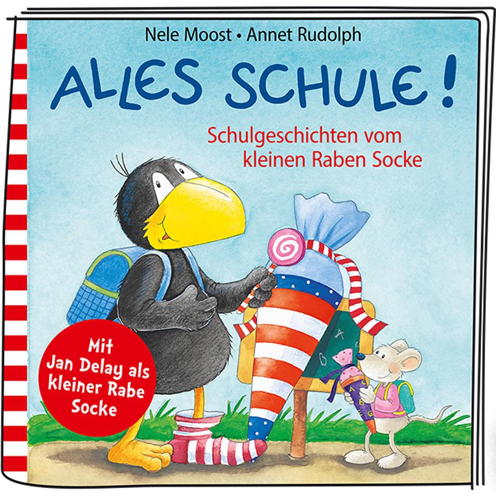 Tonies Hörfigur für die Toniebox: Rabe Socke - Alles ...