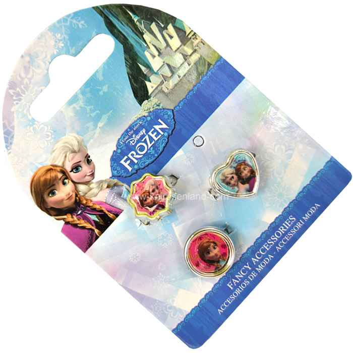 Disney Fingerring 3 Ringe Ring Frozen
